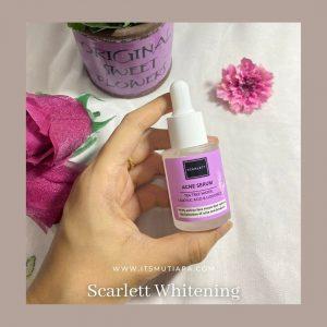 Scarlett Whitening – Skincare Wajib Untuk Merawat Kulit Berjerawat